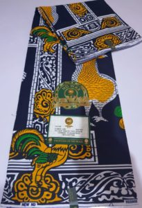 6 Yards African Prints