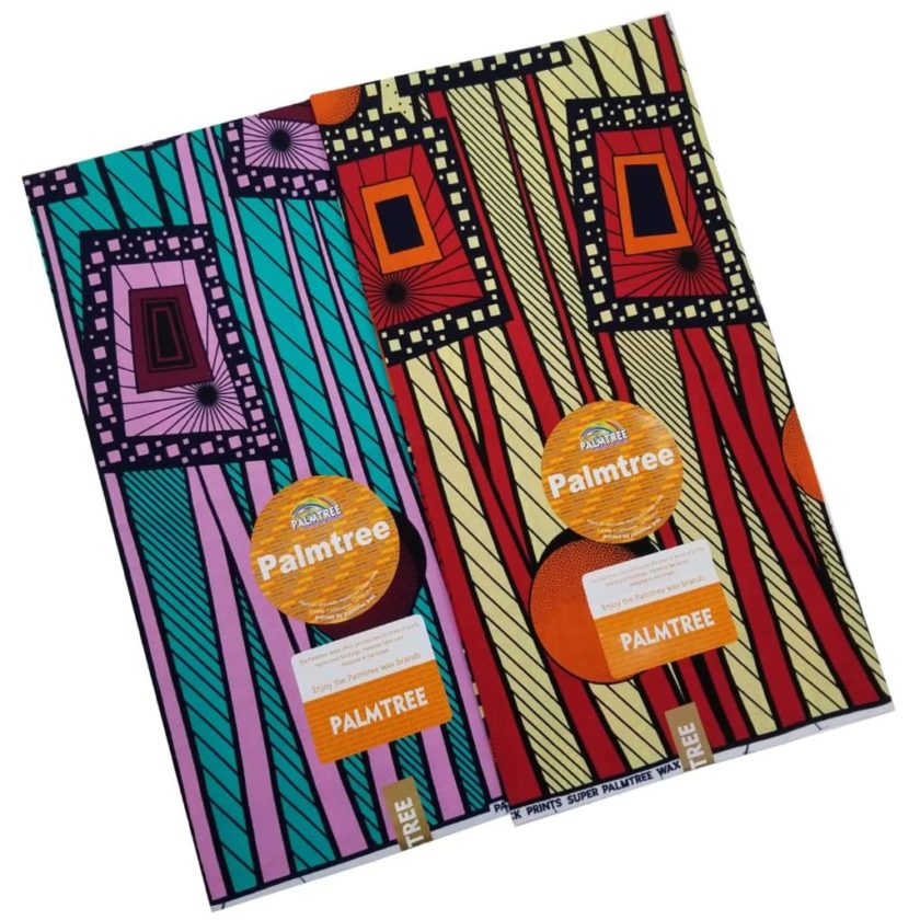 6 Yards African prints for Women