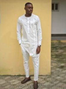 Traditional casual wear