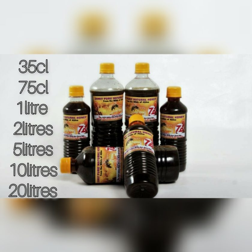 20litre Packaged pure honey